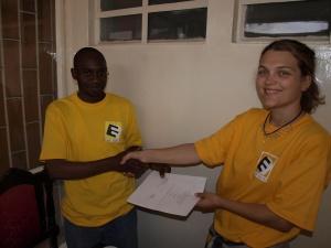 Podpis dohody o spolupráci mezi Fair, o. s. a Fair Kenya