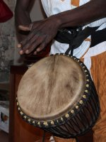Bubeník Mamadou Lamine Souko Diatta